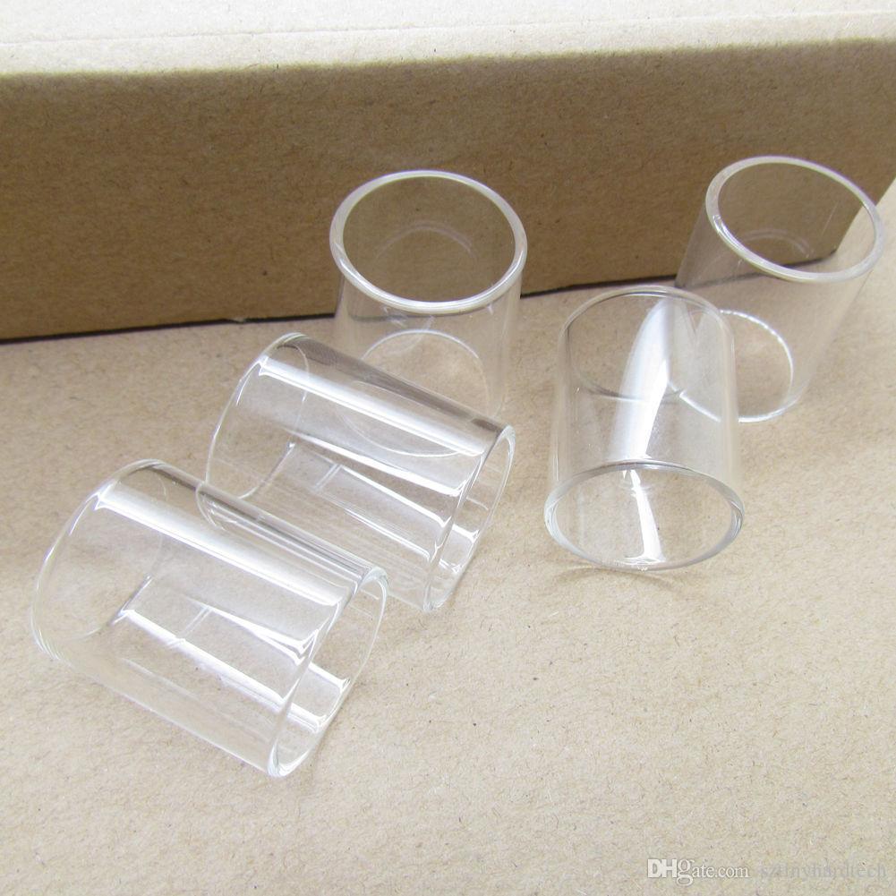 Tubo de vidro de substituição para smok brit mini sabor sub nuvem besta brit Espirais mais minos sub reas bebê tfv12 bebê príncipe tanque atomizador