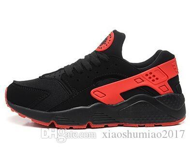 новый классический воздух Huaraches ультра дышащий повседневная спортивная обувь ролика для мужчин и женщин воздух Huarache обувь спортивные кроссовки Eur размер 36-45