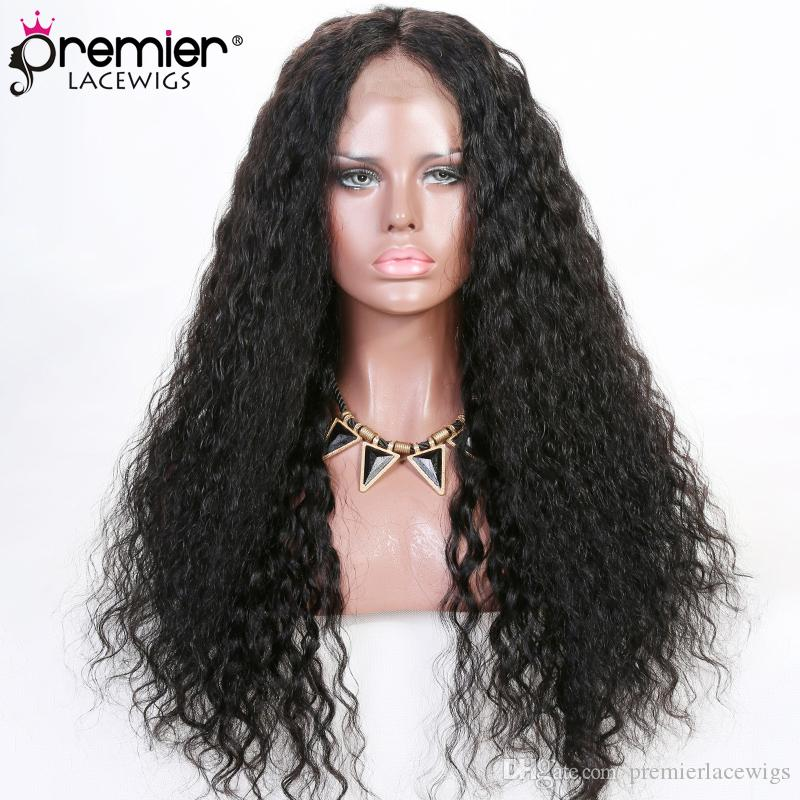 8a Full Lace Human Hair Wigs Brazilian Virgin