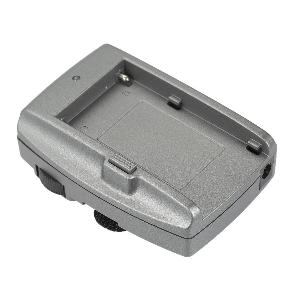 소니 NP-F 970 F750 F550 배터리 어댑터 플레이트베이스 DC 케이블 포함