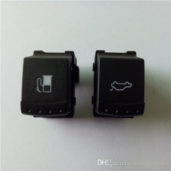 Fuel Gas Door + Trunk Release Button Switch For VW Jetta Golf GTi Passat OEM 1J0959833A 1J0959831A