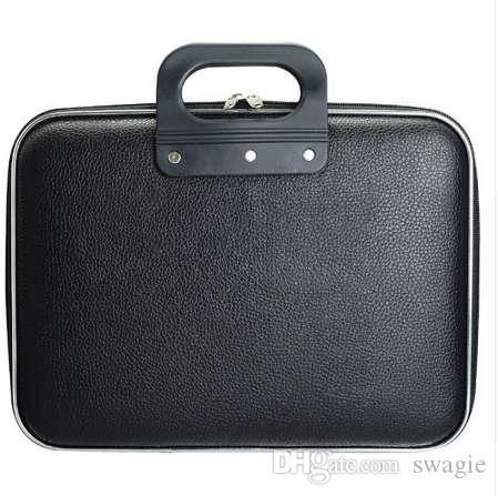 Gmilli Business Anti-pressione custodia da viaggio portatile Custodia Cover EVA Hard Carry Pouch Laptop Bag