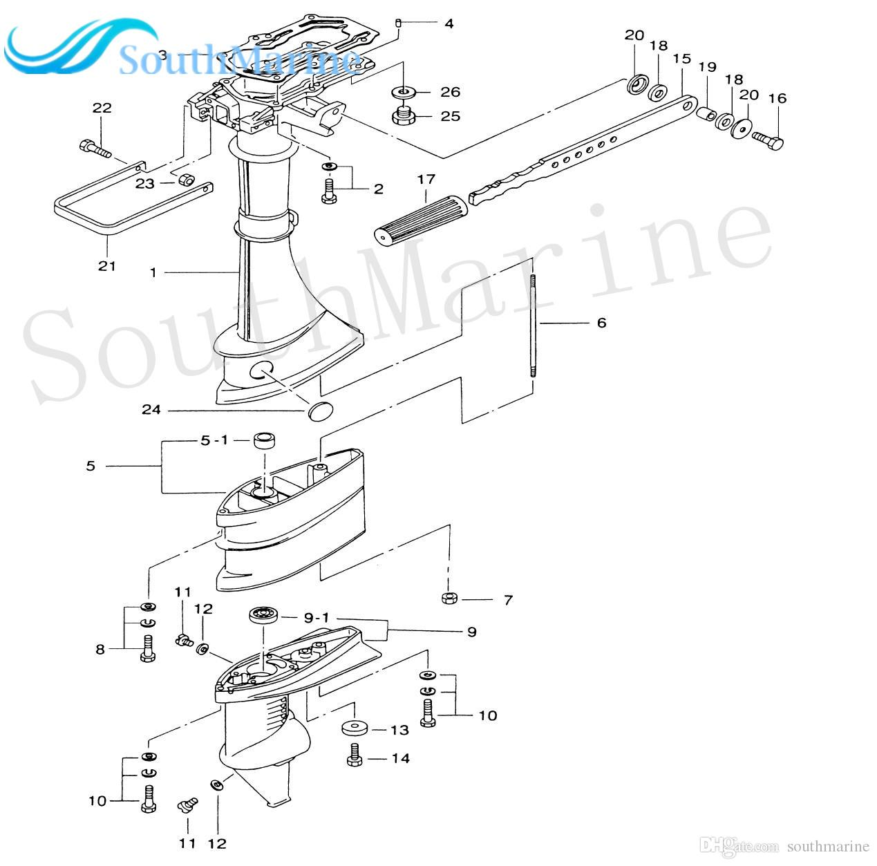 nissan outboard motor parts diagram wallpaperzen org