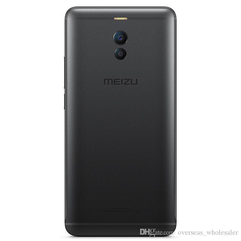 Nota original Meizu Meilan 6 4 GB de RAM 64 GB ROM 4G LTE Teléfono móvil Snapdragon 625 Octa Core 5.5inch 16.0MP cámara delantera Flyme Teléfono Celular 6