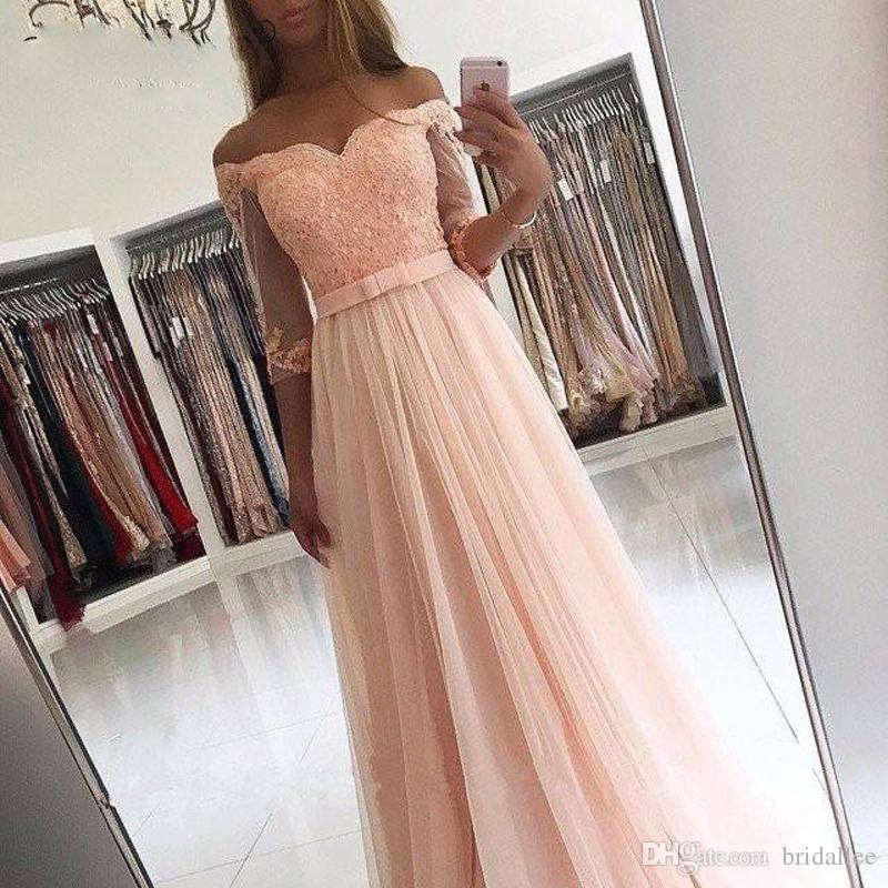 Acheter Robe De Soirée Longue Illusion 2019 Robe De Fête Robe De Soirée  Sexy De $83.72 Du Bridallee