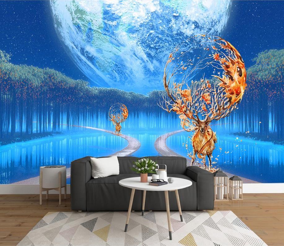 Custom Photo Wallpaper Creative 3d Wallpaper Painting Modern Fashion Living Room Bedroom Hotel Tv Desktop Wallpaper Hd Wallpaper S Hd Wallpaper Wallpaper From Yeyueman1111 9 88 Dhgate Com