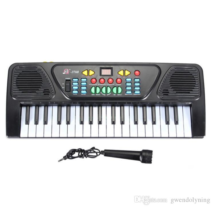 37 Keys Kid Organ Electric Piano 425 x160 x 50MM Digital Music Electronic Keyboard Musical Instrument Toy For Children Learning