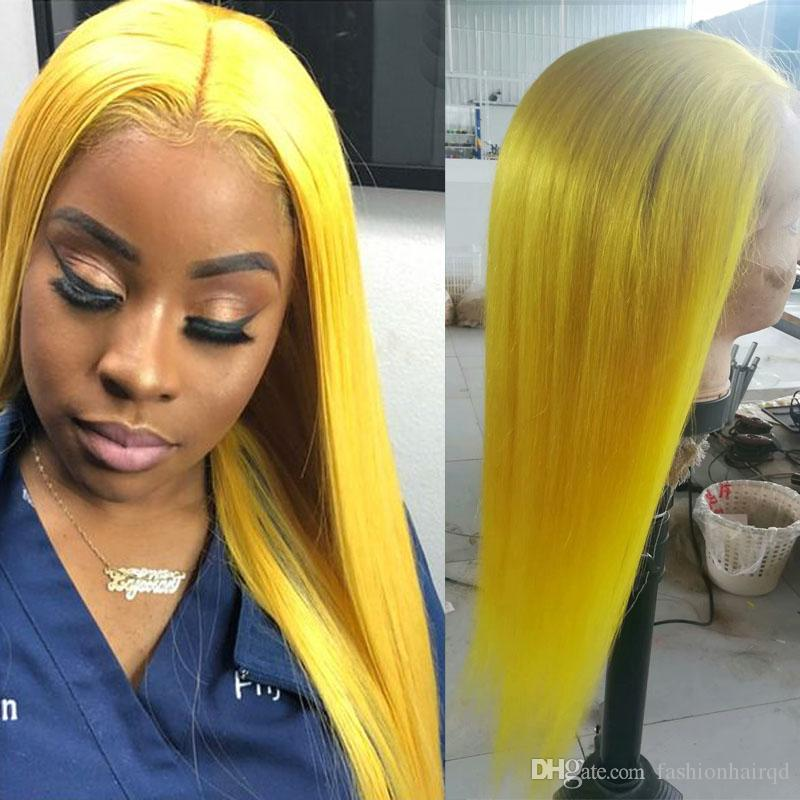 Lace Front Human Hair Wigs For Black Women