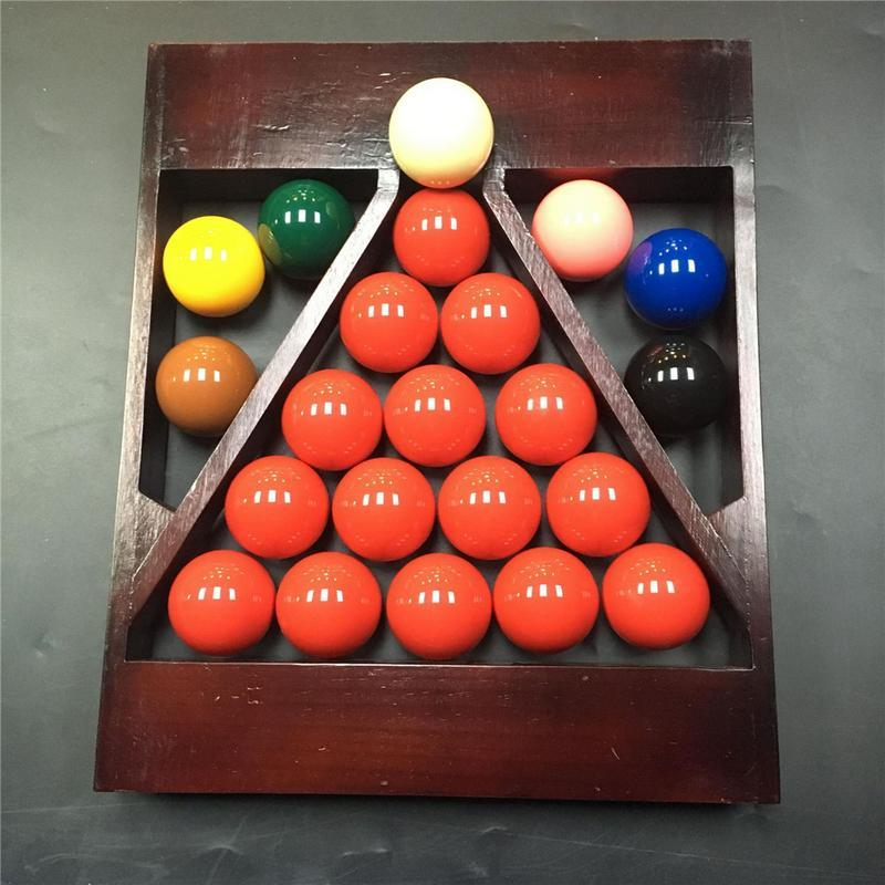 Complete Set Of 16 Miniature Mini Pool Billiard Balls Diameter Snooker BallF fC