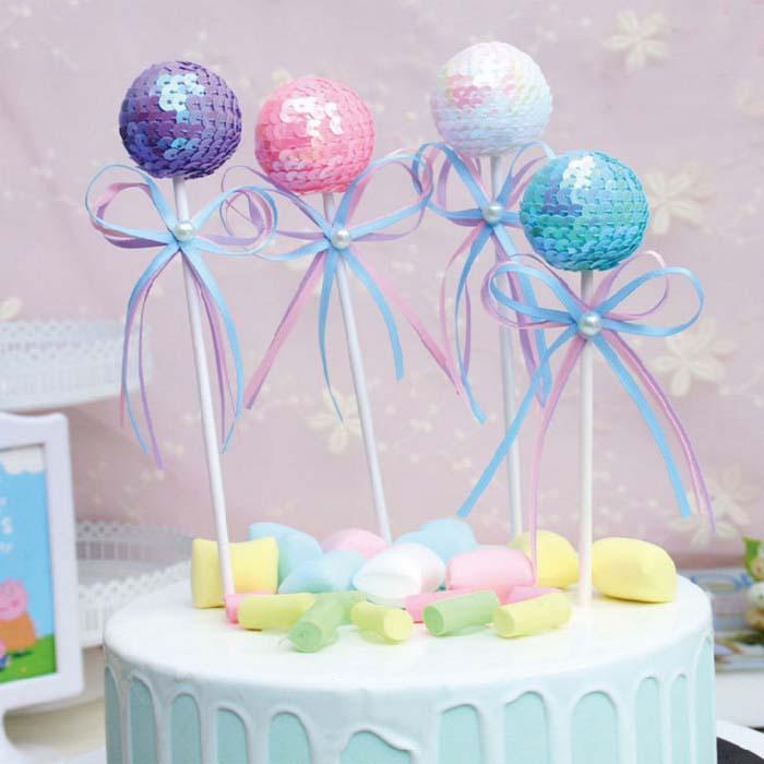 торт ботворезы баннер для кекс обертка выпечки чашки день рождения чаепитие бар милая украшения стола душа ребенка блестящие блестки мяч