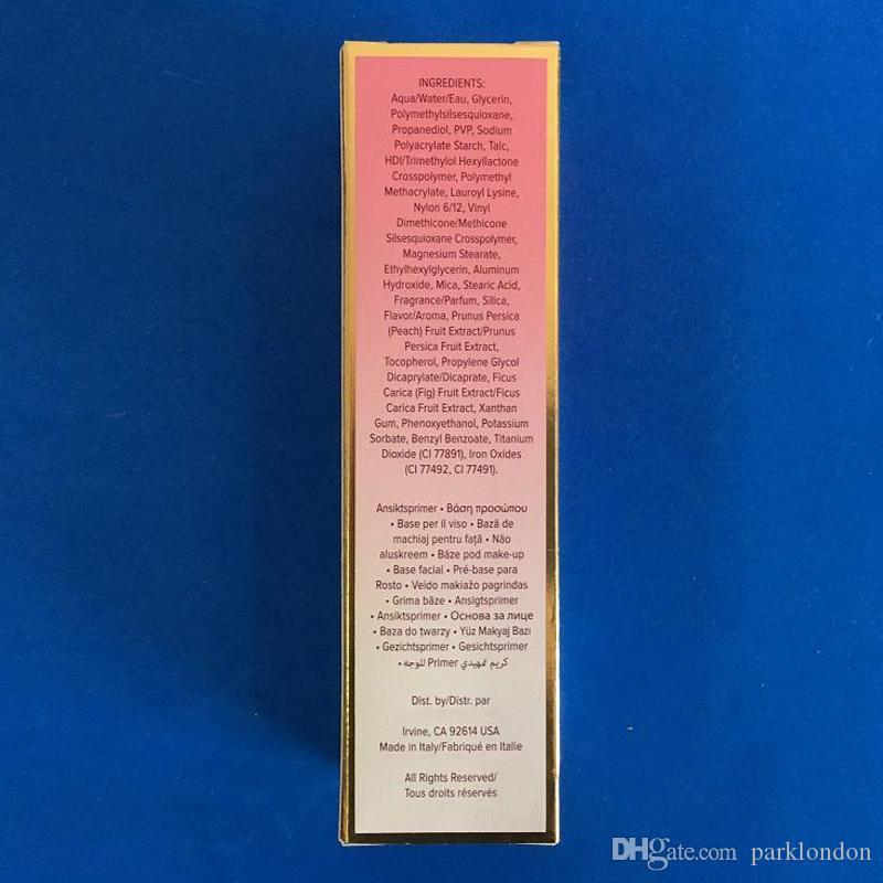 купить оптом фондовый макияж загрунтованный персиковый 40 мл