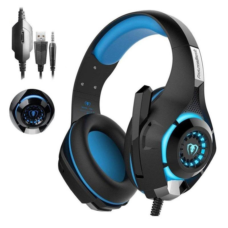 Xbox One Headset Redhoney Ps4 Gaming Headset Xbox Gaming Headset Led Gaming Headphones With Microphone For Ps4 Xbox One Psp Pc Tablet Bluetooth Headphones Wireless Headphones From Minidvfactory 22 62 Dhgate Com