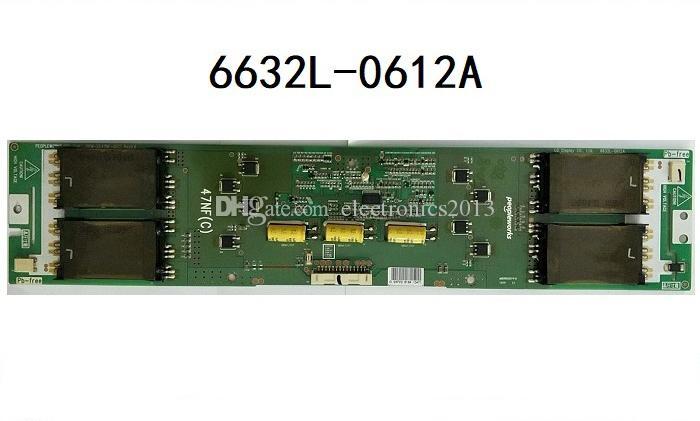 Ücretsiz Nakliye 100% Test Çalışma Kullanılan Orijinal Arka Inverter Kurulu TV Kurulu Ünitesi LG 6632L-0612A PPW-EE47NF-0 (C) LG Ekran LC470WUN