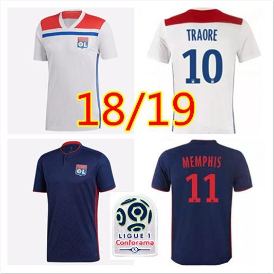 Camiseta Olympique Lyonnais hombre