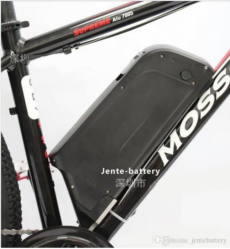 Free Shipping AU EU US 13AH 48v 1000w electric bike battery for 750W 850W 1000W motor +2A charge