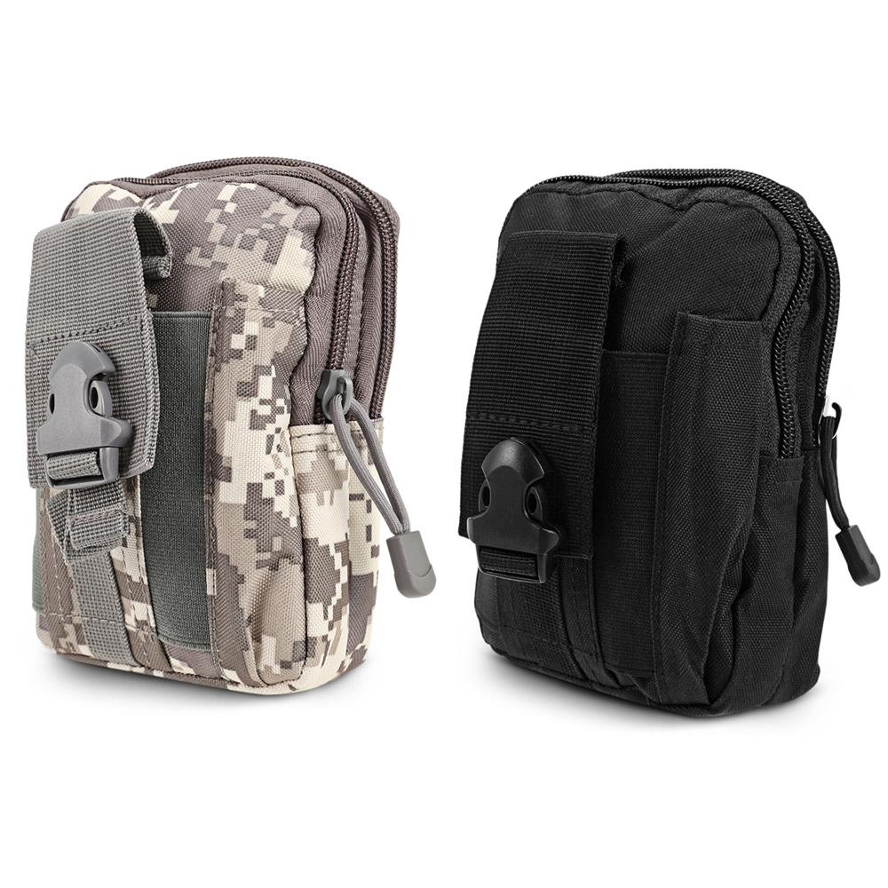 Extérieur Chengma Résistant à l'eau tactique MOLLE taille Pouch Utility Pack Gadget Gadget Pouch ceinture taille Pack Bag Outdoor Sport étanche