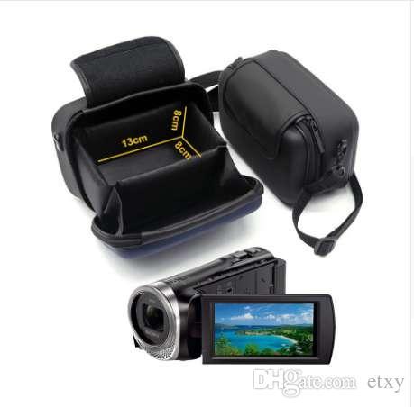 Цифровая видеокамера DV видеокамера чехол мешок для Sony XR100E PJ675 PJ410 CX680 CX450 CX405 SR10E SR11E SR12E CX290 сумка