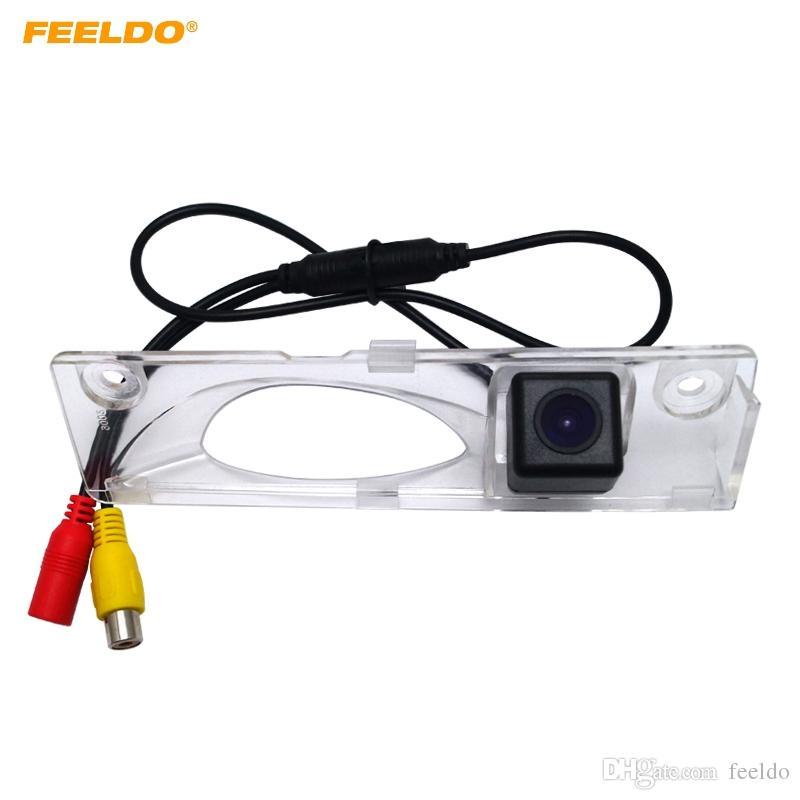 FEELDO Waterproof Car Backup Rear View Camera For Honda Odyssey 2008 Reverse Parking Camera #1083