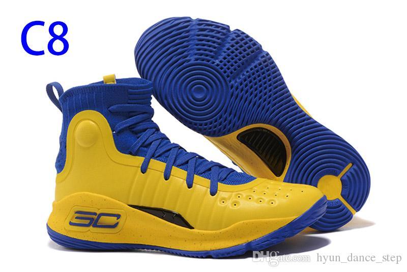 Personalidad Especial Deportes Stephen Tendencias Moda Baloncesto Al Zapatos Curry De Juego Compre Nuevo 4 Profesional Diseño La Hot dCBorWex