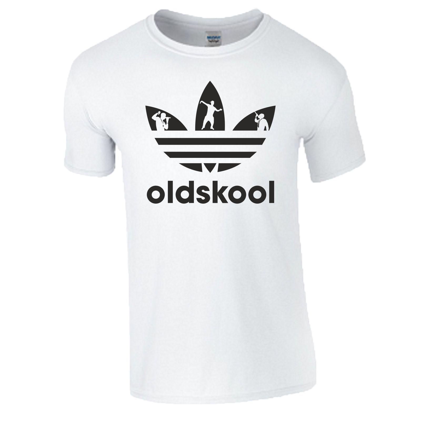 Xmas Oldschool Old Skool Juko T-Shirt DJ Dance Festival Youth Boy Girl Kids Top Birthday Gift Party Acid House Rave