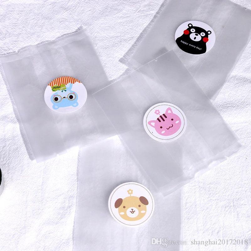 25 mini pcs / feuille (pièce) emballage autocollant papier de noël joyeux anniversaire sceau autocollant cadeau cadeau artisanat emballage scellant