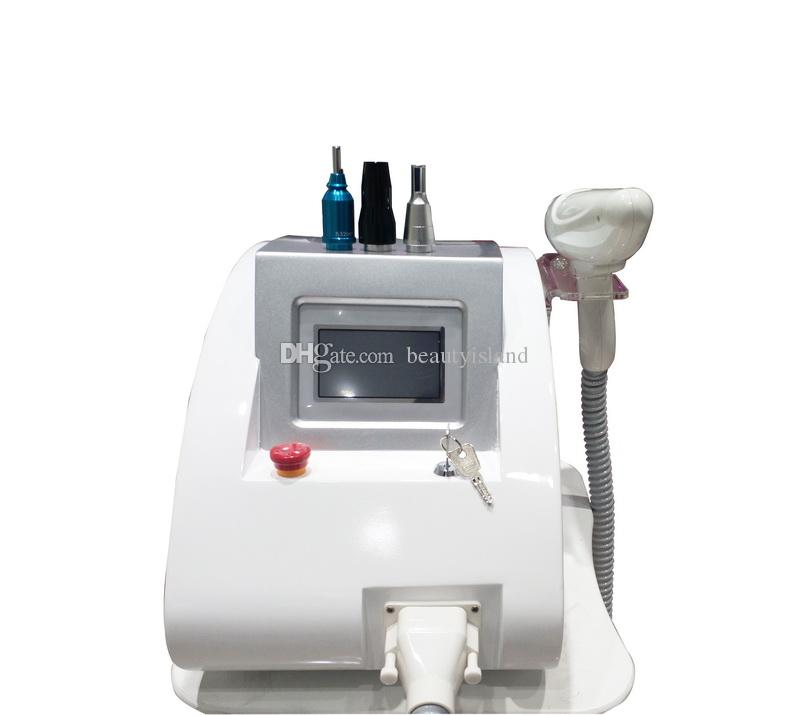 2000mj Dokunmatik Ekran Q Anahtarı Nd Yag Lazer Dövme Çıkartma Makinesi Pigmentlerin Sökülmesi Skar Sivilce Giderme 1064nm 532nm 1320nm Q Anahtarlı Nd Yag