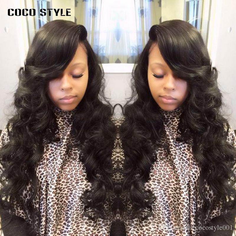 """Menschenhaar-Körper-Wellen-Bündel Non-Remy malaysisches Haar spinnt 1 Bündel natürliche Farbe 8 """"-28"""" Haar-Erweiterungen"""