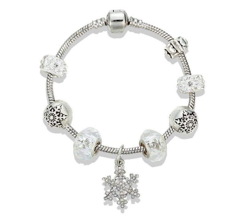 Compre tres y obtenga uno gratis! Plata de ley 925 de limón fascinante facetado perlas de cristal de Murano Fit Europa pando joyas encanto pulseras DIY