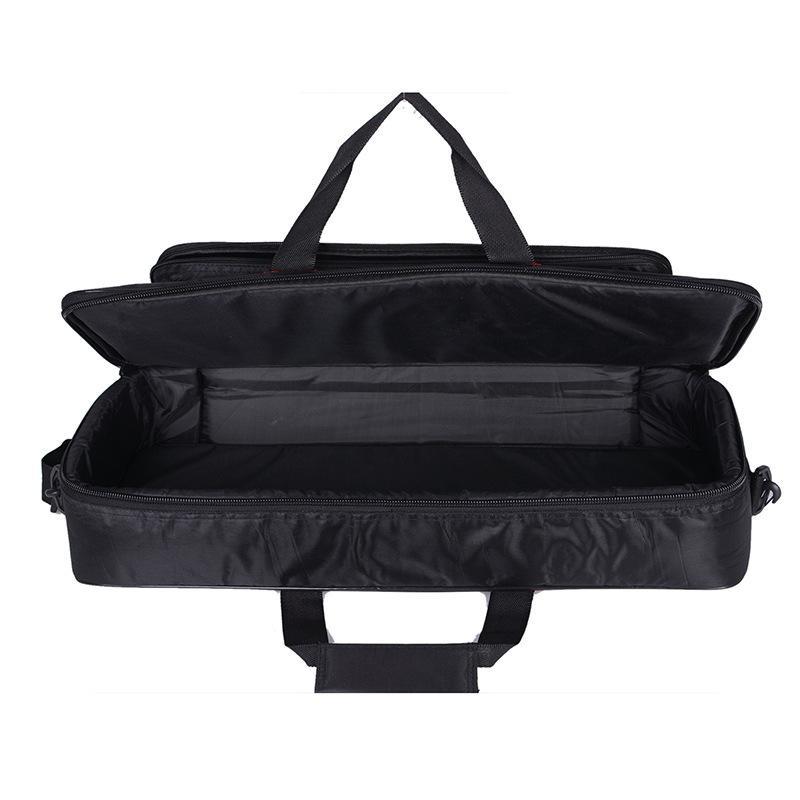 60 * 24.5 / 27.5 * 10cm عالية الجودة المحمولة تأثير pedalboard حقيبة للكهرباء الغيتار دواسة مجلس حالة تخزين غطاء حقيبة الظهر