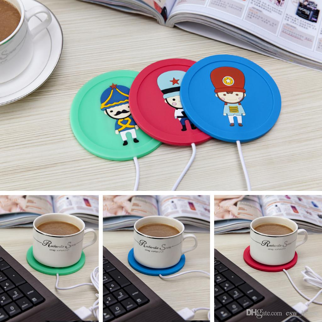 Cup Warmer USB Silicone Heater For Tea Baby Milk Coffee Mug Hot Drink Hot Sales