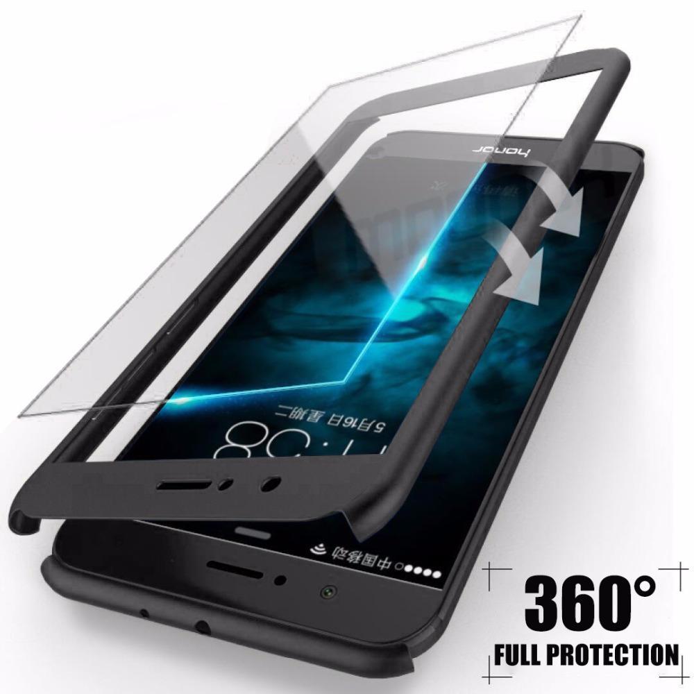 Custodie A 360 Gradi Huawei P10 P9 Lite Plus Con Cover In Vetro Temperato Huawei P9 P10 Lite Da Super006, 0,96 €   It.Dhgate.Com