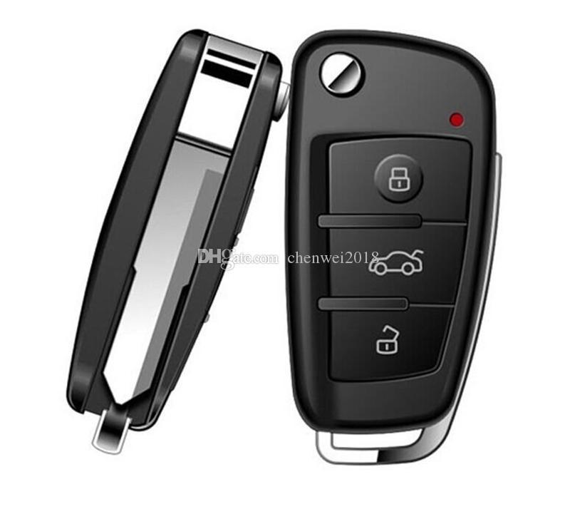 HD 1080P Night vision car key camera DVR S820 car Key-chain video camera digital audio video recorder support Motion Detection
