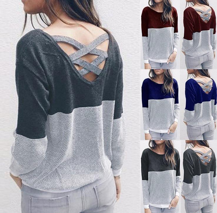 Женская футболка популярная весна осень черный длинный горячий стиль леди сексуальные кружева шифон с футболкой.