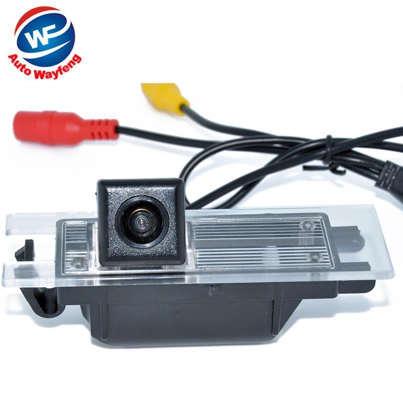 Venta caliente OPEL Vectra Astra Zafira Insignia Haydo M1 MPE Lovns Coupé Hideo cámara de visión trasera del coche cámara de respaldo de marcha atrás