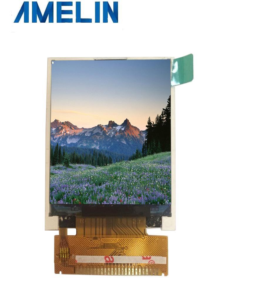 2 inç 176 * 220 TFT LCD ekran Taşınabilir multimedya cihaz ekran için shenzhen amelin paneli imalatı