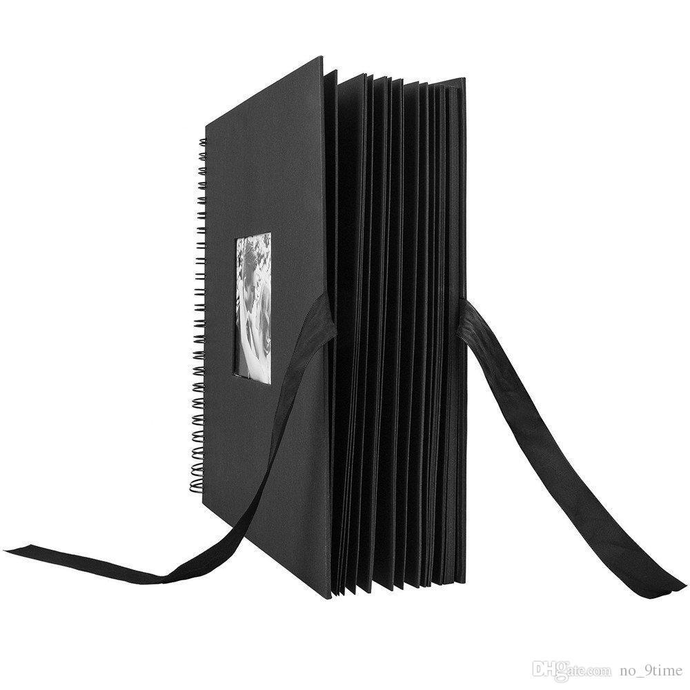 Album photo de bricolage 40 pages /à la main anniversaire m/émoire de voyage Scrapbooking pour livre dor de mariage Saint Valentin