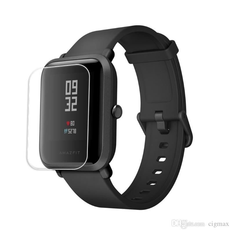 HD-экран протектор пленка для Xiaomi Huami Amazfit Бип PACE Lite молодежи Смарт часы
