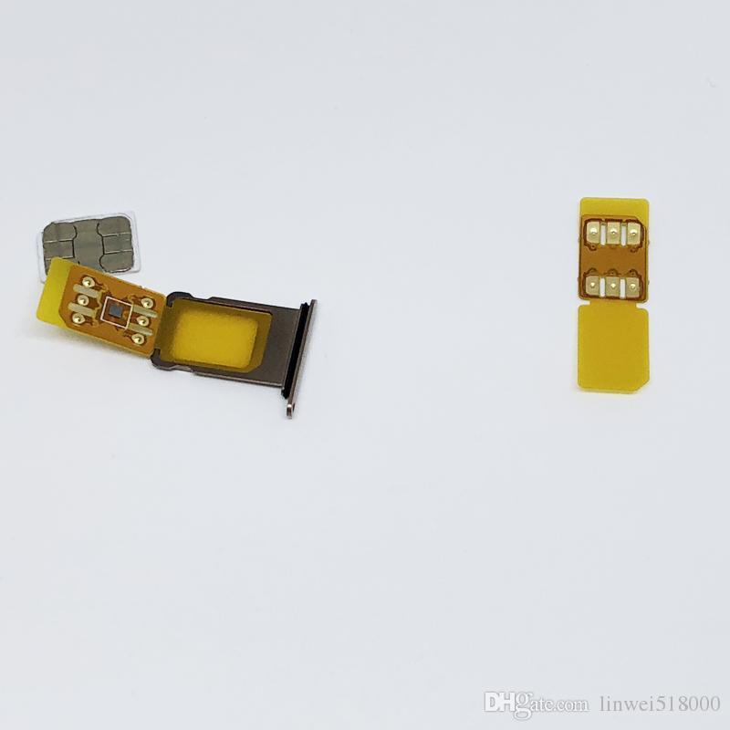 новая совершенная iccid идеальный разблокировки iphoneXR хз Макс РНМОТ Турбо SIM-карты для ios13