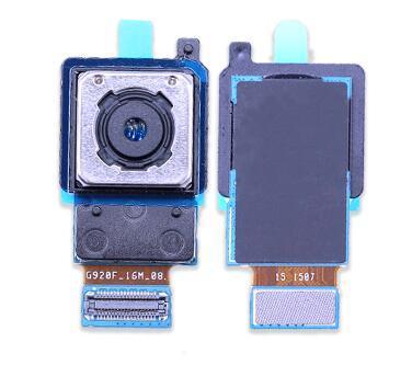 Zurück Kameraobjektiv für Samsung Galaxy S5 S6 S6 Rand S7 S7Edge S8 S9 + Plus Hinten Big Main Back Kamera Flexkabel Teile