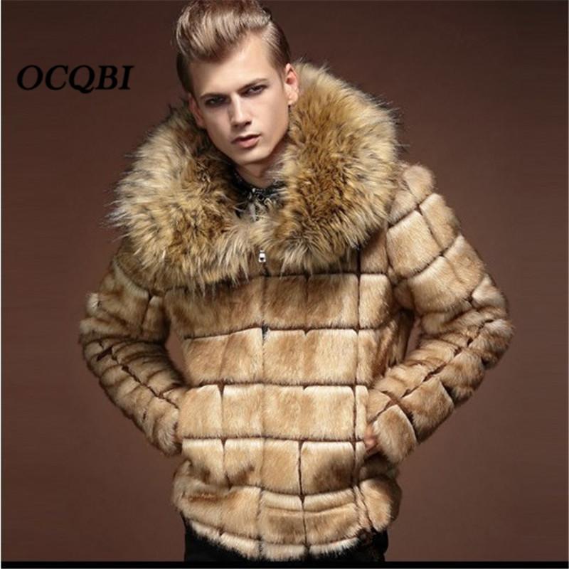 Tallas grandes 2018 de la cremallera de la tela escocesa abrigo de los hombres Abrigos de invierno de estilo coreano abrigo de lana de diseño para hombre