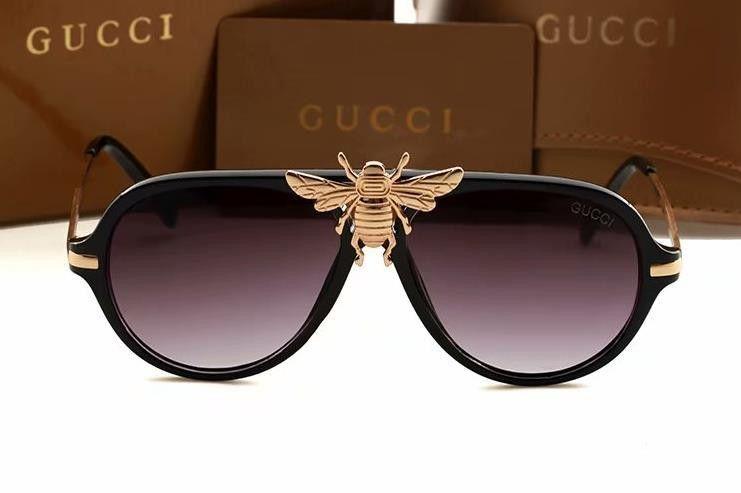 Fashion 2018 Big Bee Sunglasses For Women Man Italy Famous Designers Sun  Glasses Fashion Goggle Style 1885 Eyeglasses Shade Mirror Eyewear Glasses