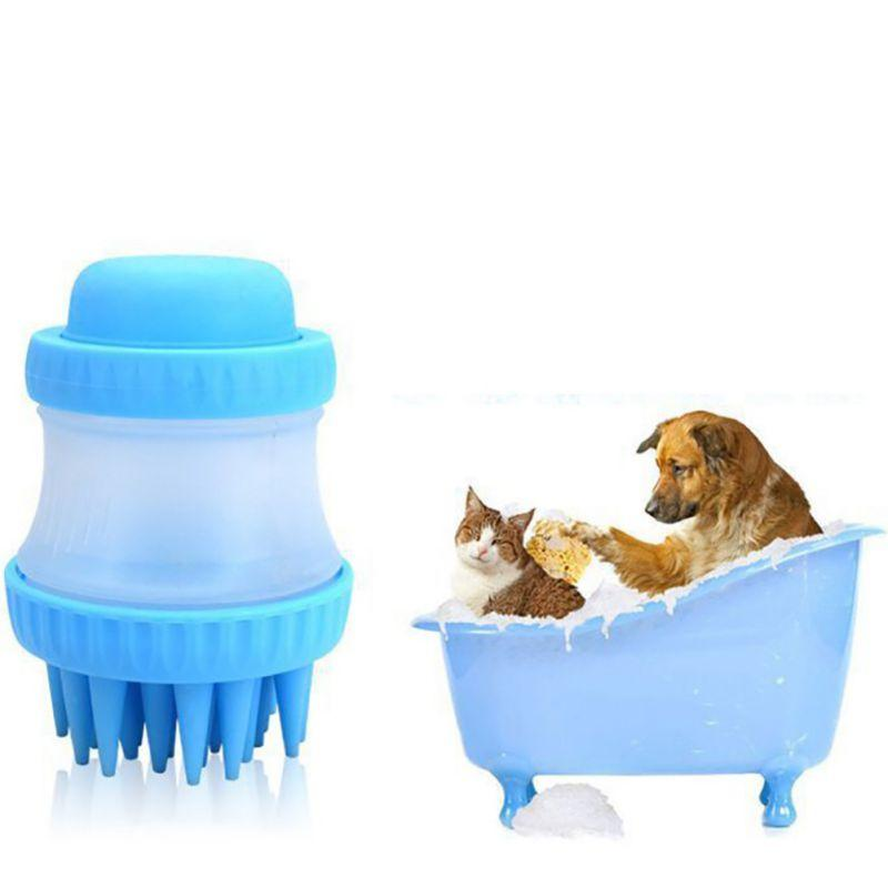 paw washer cup