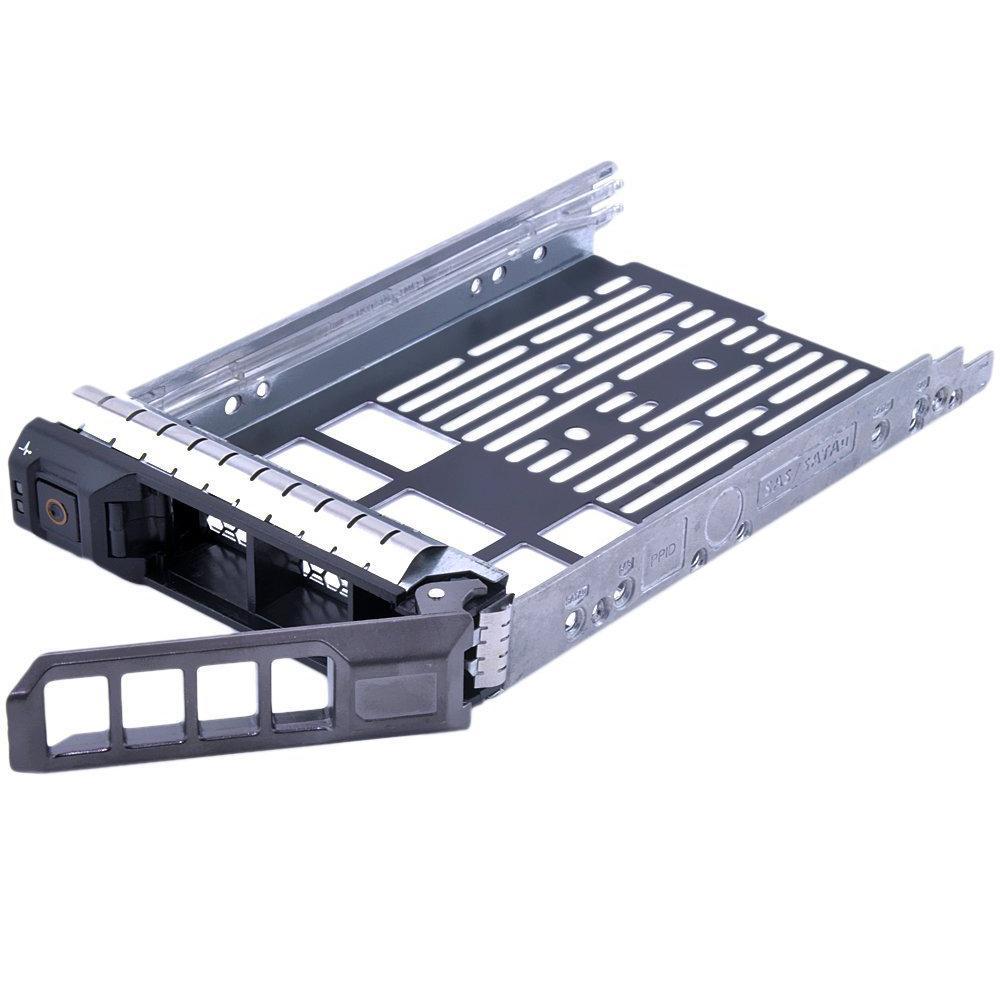 "Freeshipping 3.5 ""SATA SAS Hard Drive Tray Caddy Hard Drive for Dell Server R310 R510 R610 R710 T410 T610 T710 F238F 0G302D G302D 0X968D"
