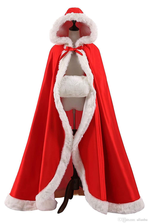2019 зима свадебный Мыс искусственный мех рождественские плащи куртки для свадьбы свадебные обертывания для свадебные платья развертки поезд свадебные куртки CPA1617
