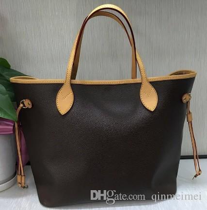 2018 горячая распродажа NF сумка настоящая натуральная кожаная сумка Сумка для покупок плечо handpick mother bag бренд Neverf Ebene GM кошелек