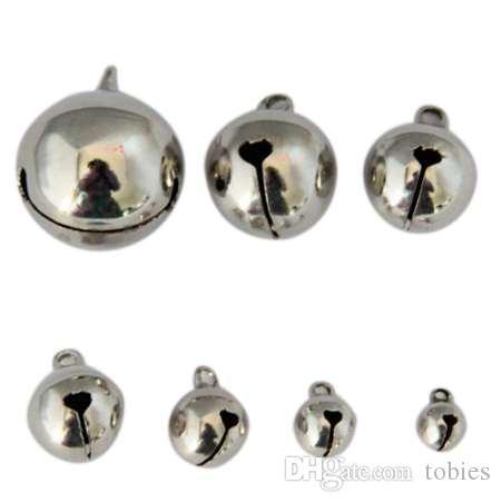 Небольшой колокольчики Coppe фестиваль ювелирных изделий Pendantsr металла Fit рождественский декор