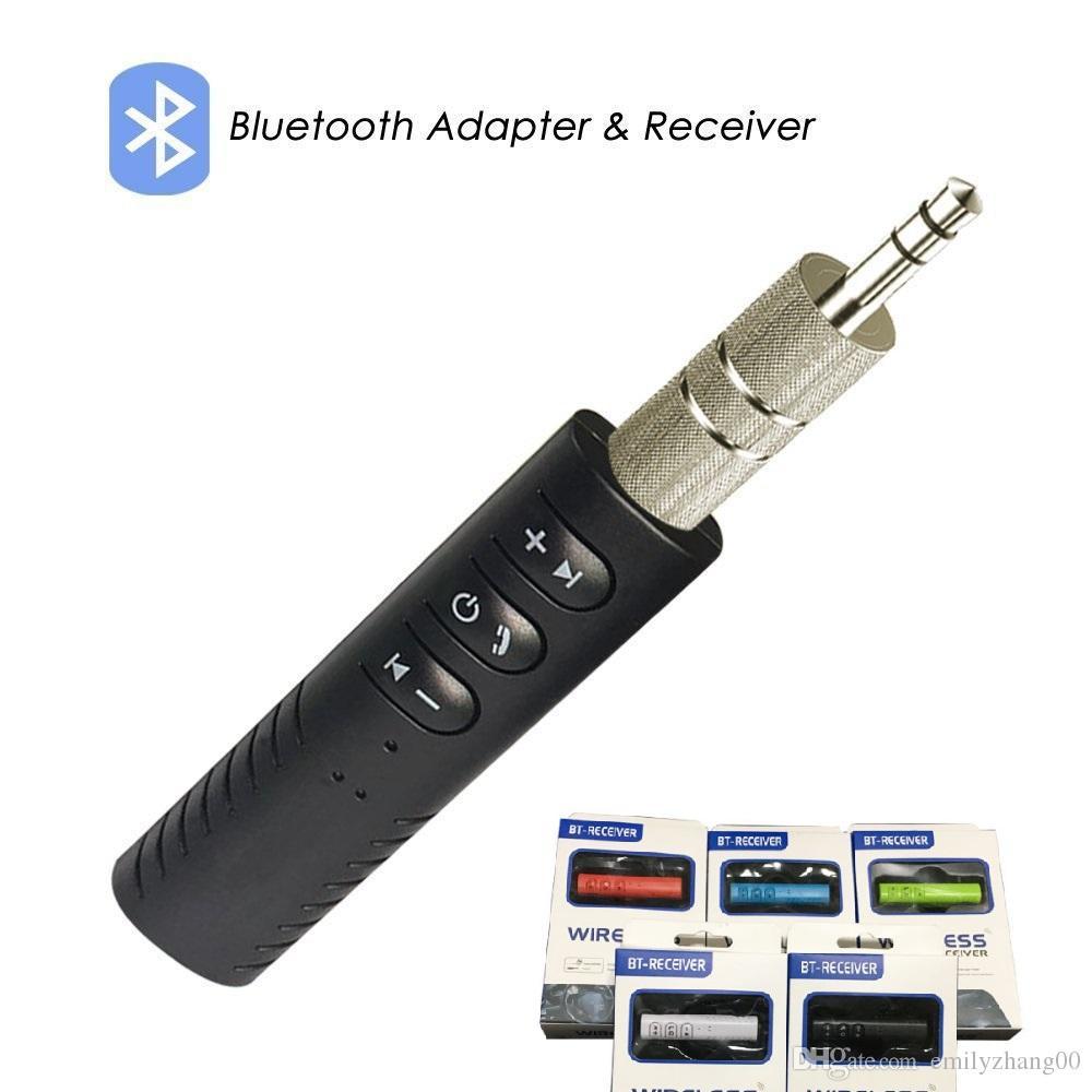 Universal 3.5mm Bluetooth Converter Hands free Car