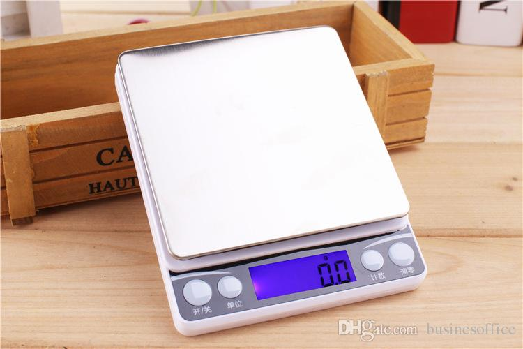 Electronic scale jewelry mini pocket precision precision baking scale