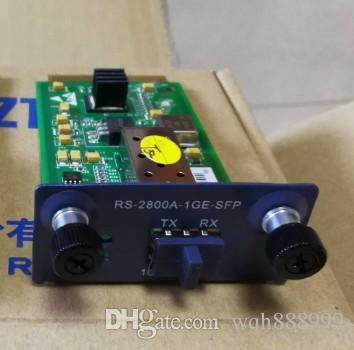 100% arbeitet für (ZTE 2800 RS-2800-2GE-SFP) (ZTE ZXR10 RA-6804 6812 RA-MPFU-04-A1) (ZTE F821 10G MSVE 10G EP