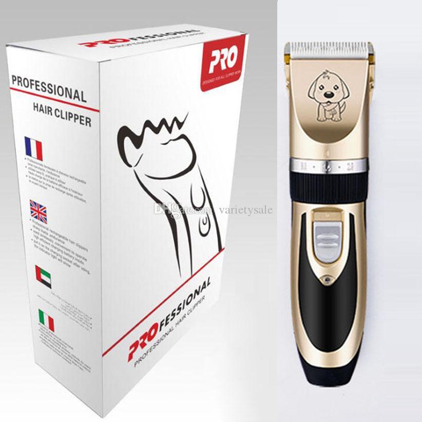 Professionelle Haarschneider für Haustierhaarschneider mit USB-Kabel Haustiere elektronische Haarschneider für Hund und Katze
